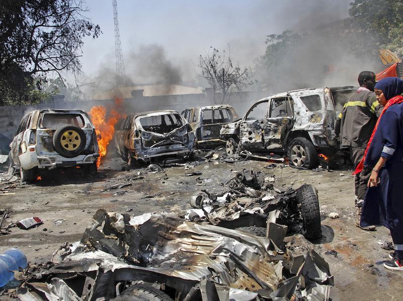Dangerous countries: Somalia