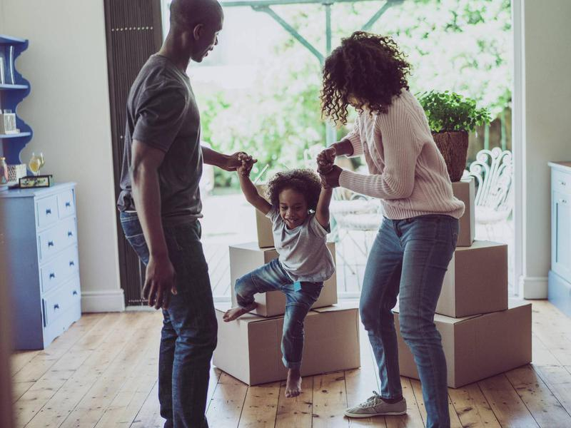 Many homebuyers are millennial families