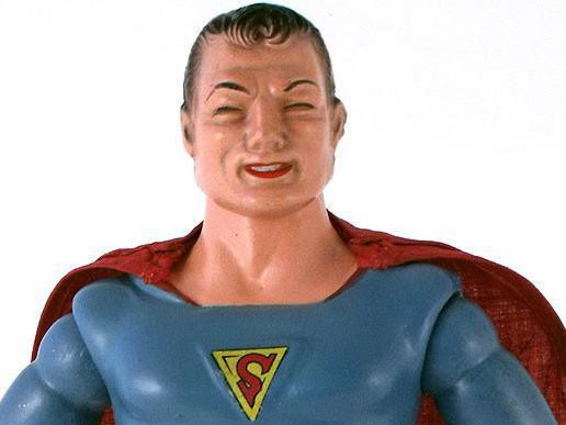 Original Superman Action Figure