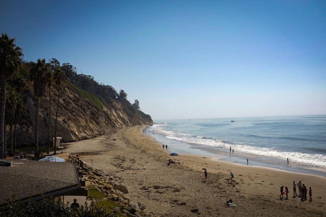 Beach House InSanta Barbara, California