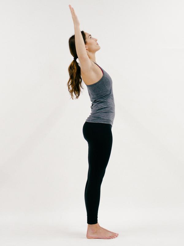 Mini Backbend - 10 Minutes of Yoga to Jumpstart Your Work Day