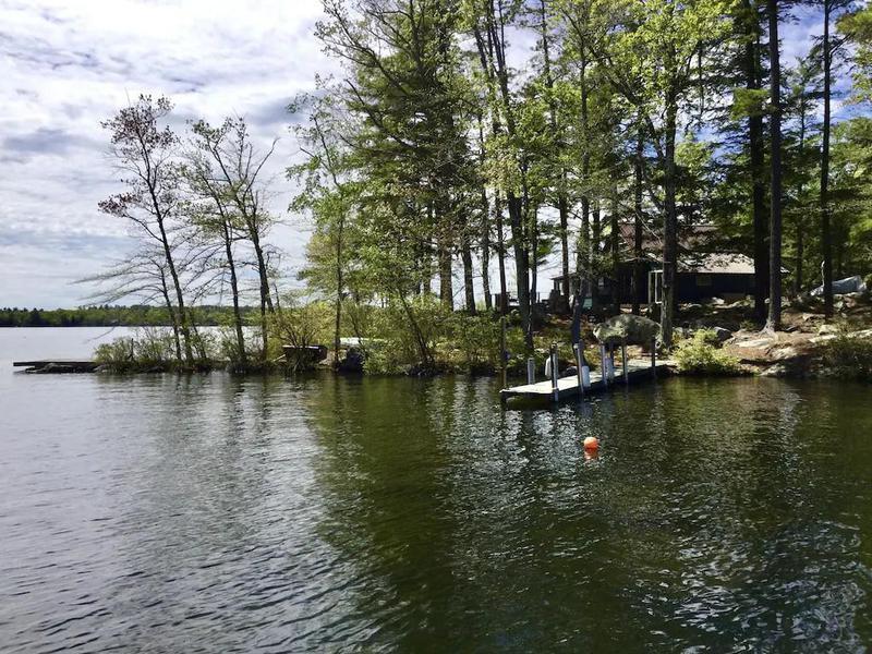 Lake Winnipesaukee Private Island