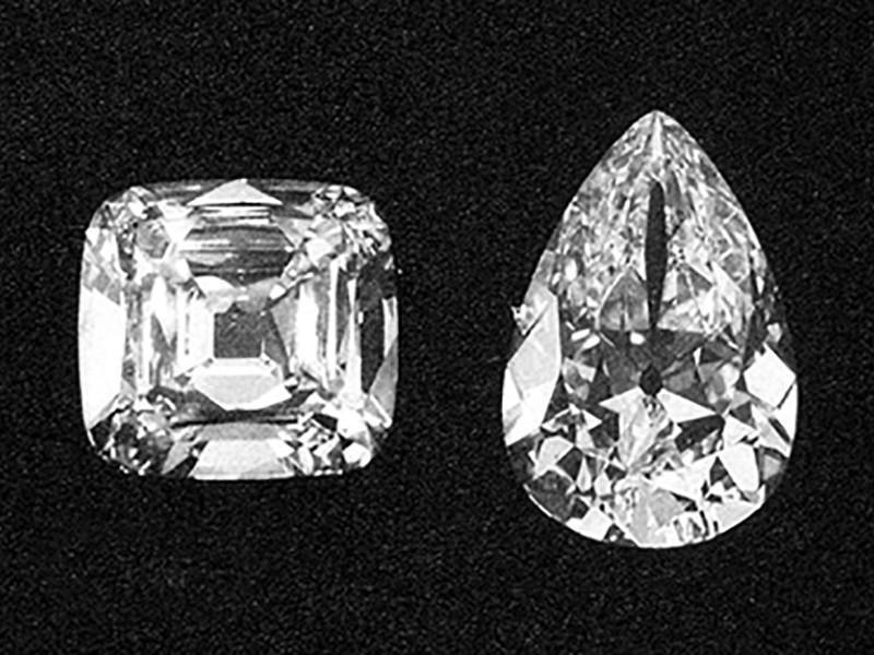 Cullinan Diamonds IV and III