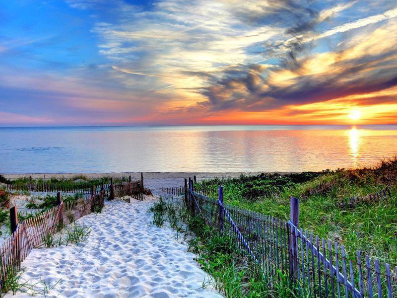 Beach in Provincetown, Massachusetts