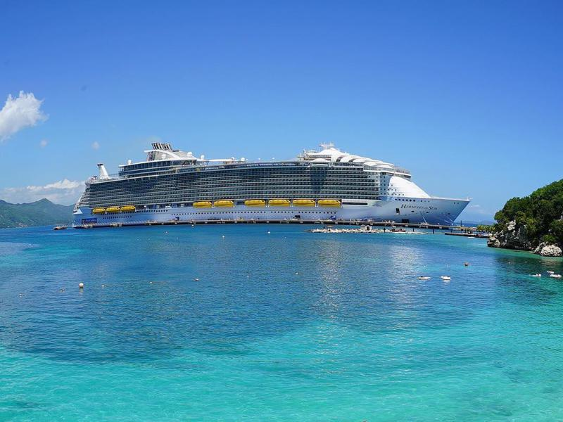 'Harmony of the Seas'