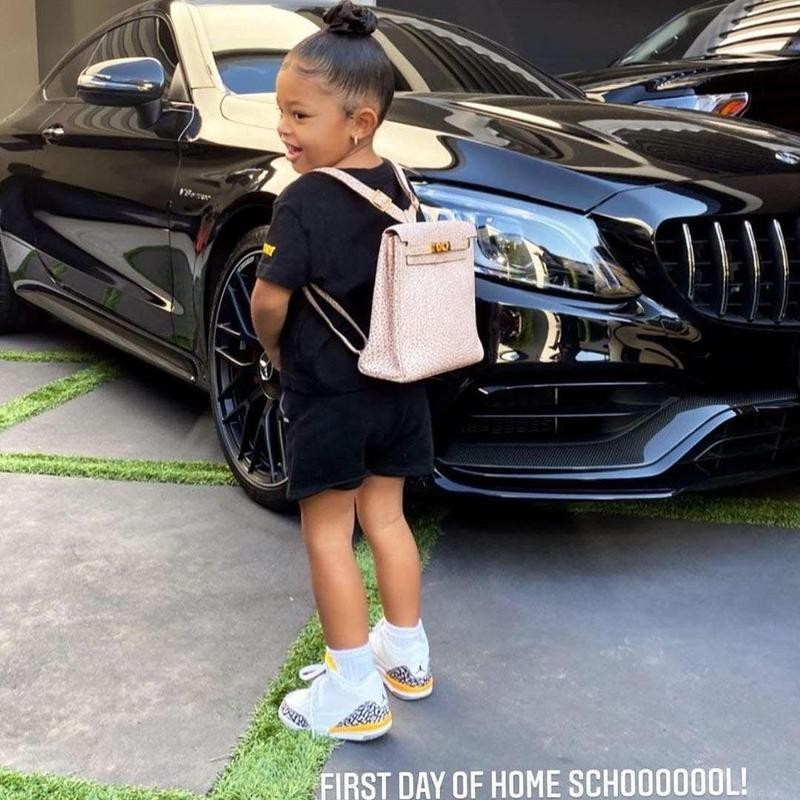First day of home school