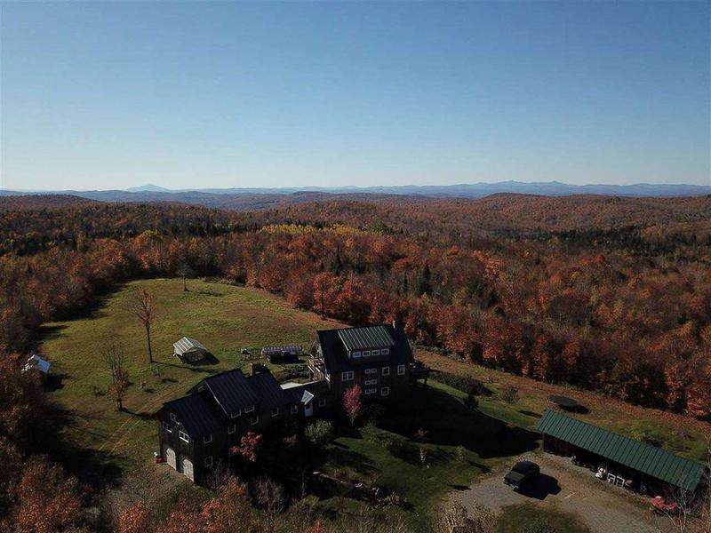 Vermont prepper property