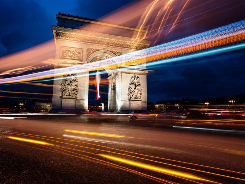 Paris cabbies hate Uber