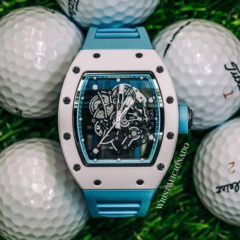 Richard Mille Limited Edition RM55