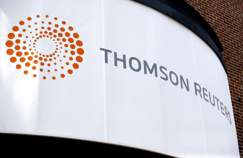 Thomson Reuters office in Boston