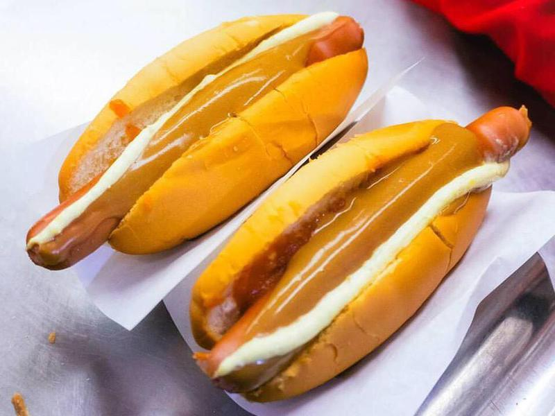 Iceland Hot Dogs