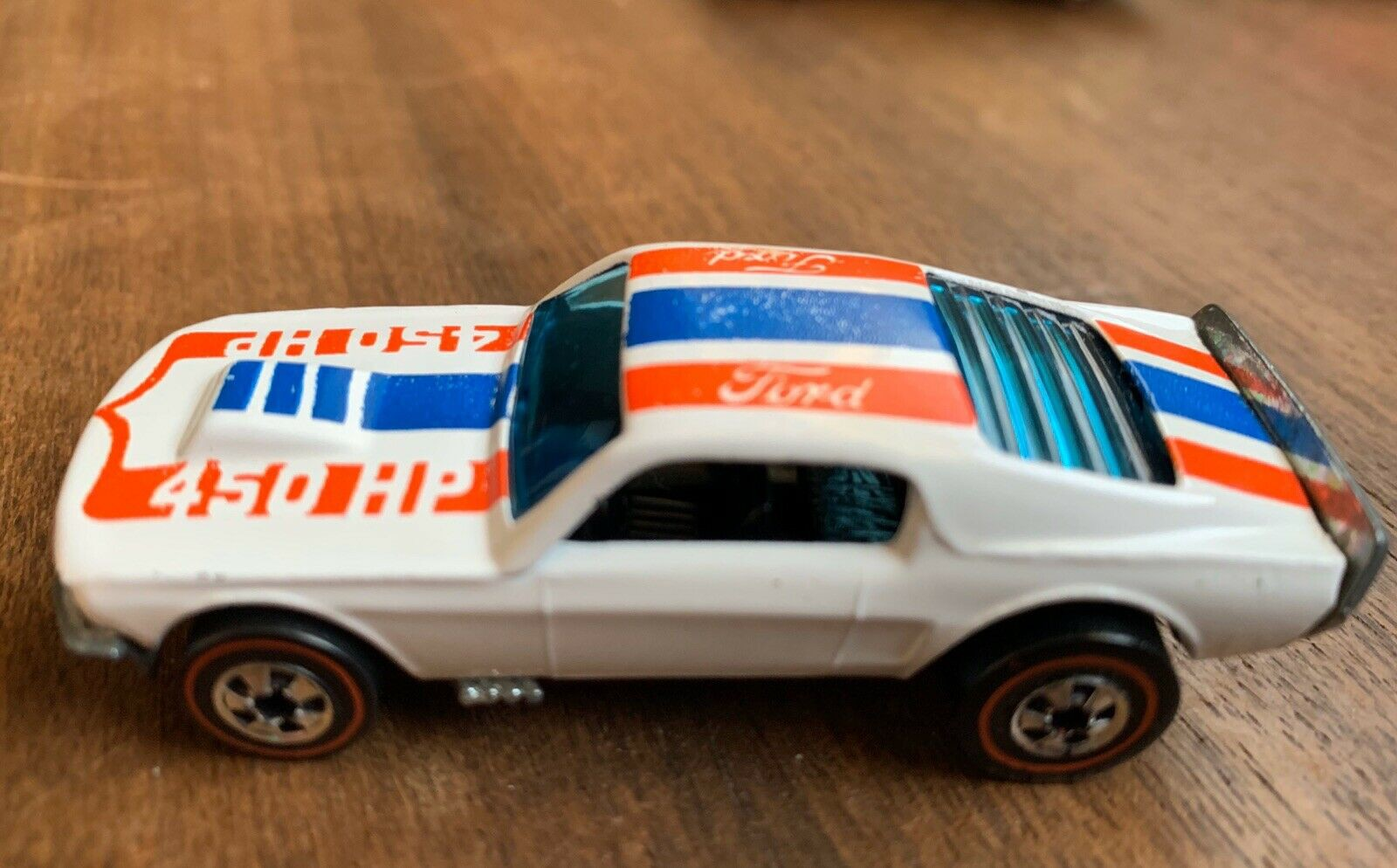 1975 Mustang Stocker
