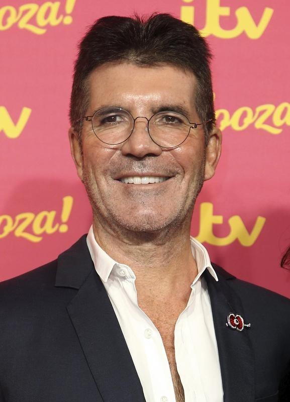 Simon Cowell in 2019