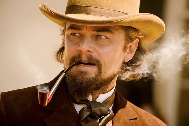 Calvin Candie in Django Unchained