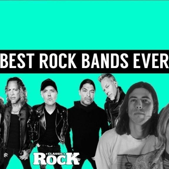 The 50 Best Rock Bands of All Time