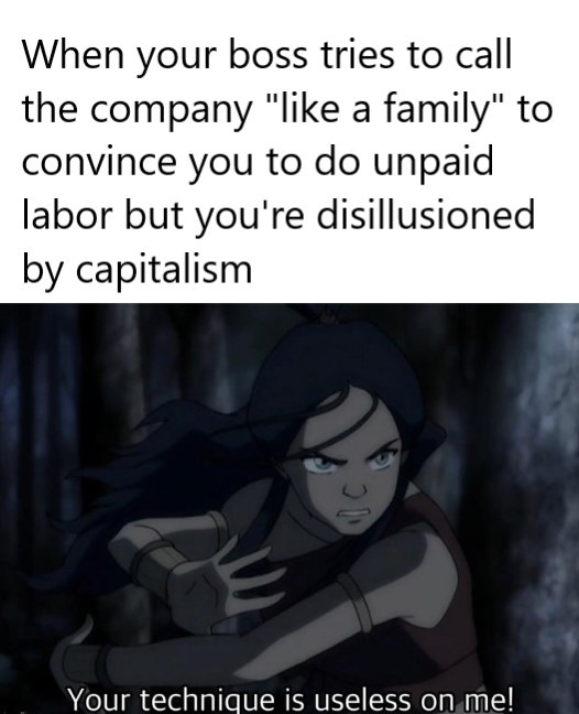 Capitalism meme