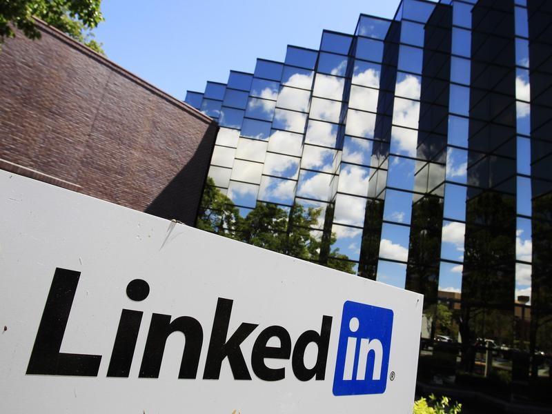 LinkedIn corporate office
