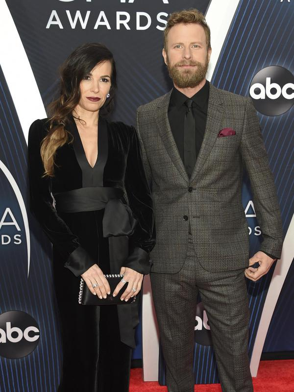 Cassidy Black and Dierks Bentley