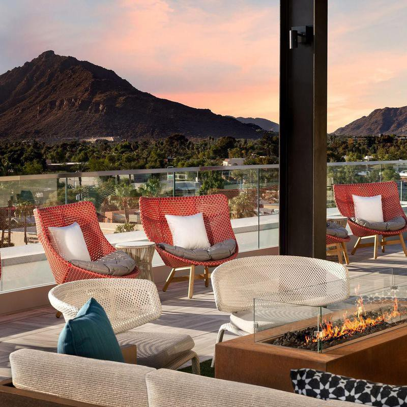 Outrider Rooftop Lounge