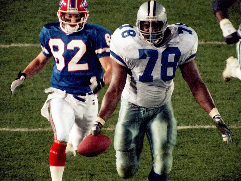 Leon Lett and Don Beebe