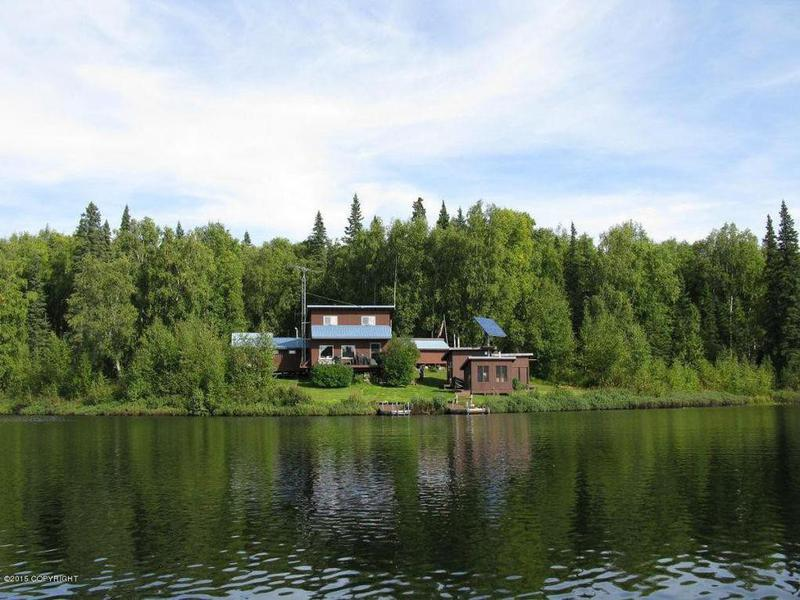 Alaska prepper home