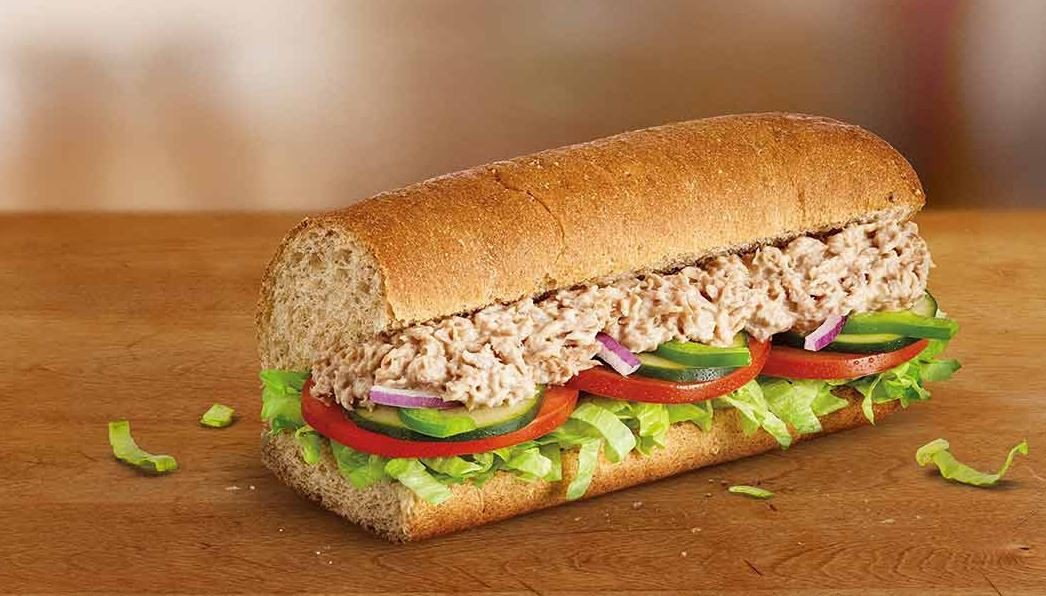Subway tuna sandwich lawsuit