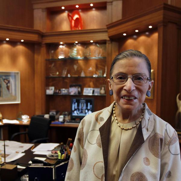 How Ruth Bader Ginsburg Became a Supreme Court Legend and Pop Icon