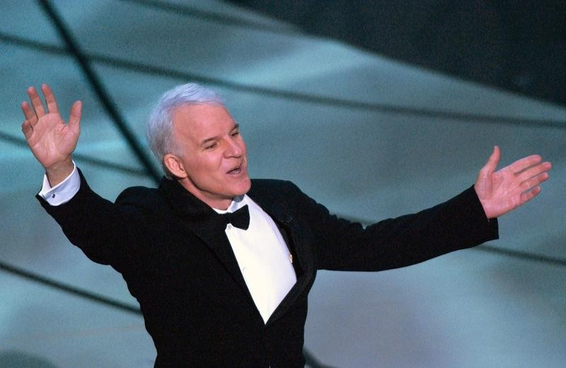 Steve Martin delivers opening monologue at Academy Awards