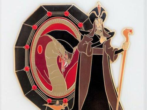 Jafar from Aladdin Disney pin