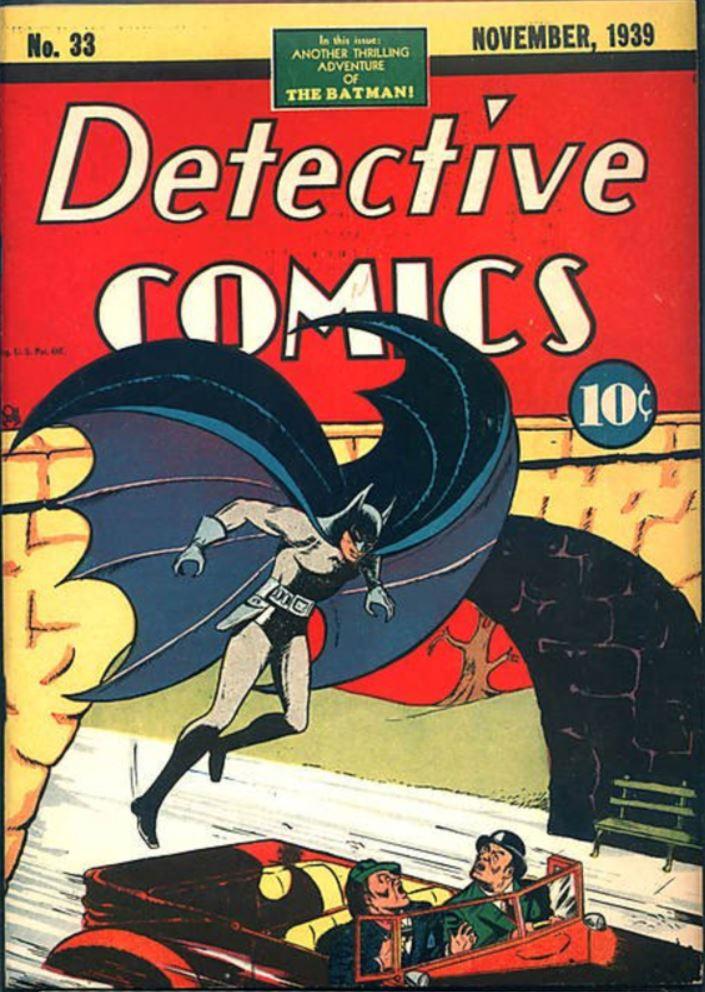 Detective Comics No. 33