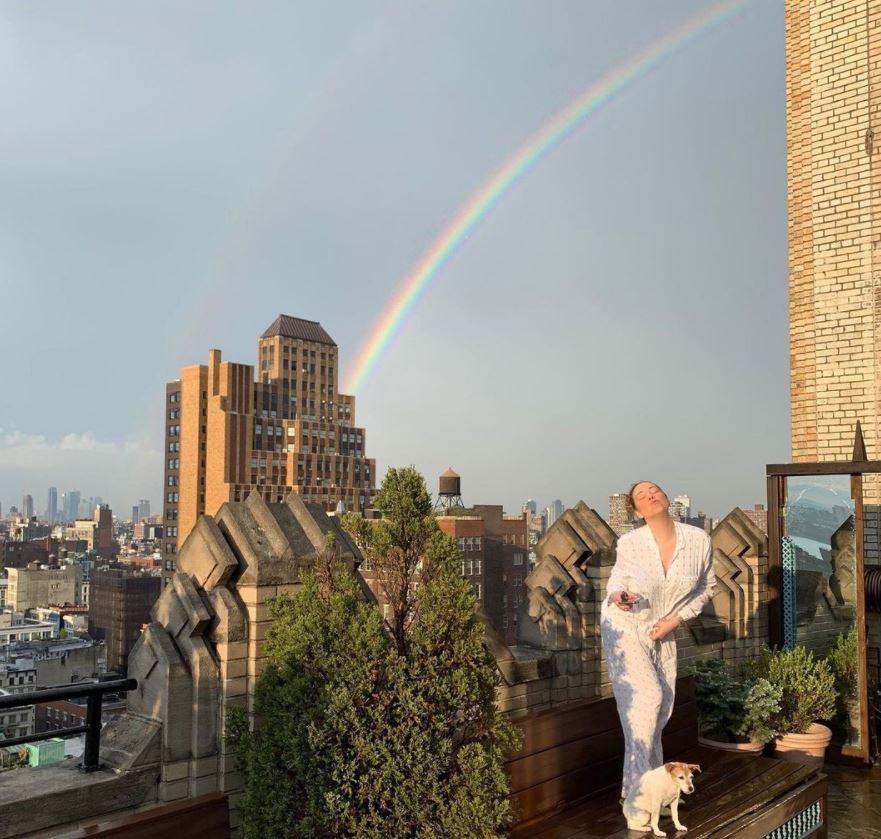 Mariah Carey New York City apartment