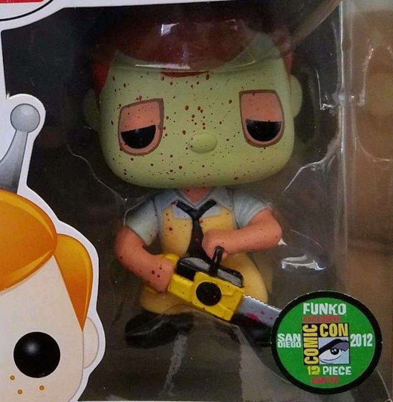 Leatherface Freddy