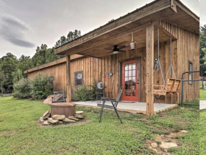 The Barndominium at Ridehour Ranch
