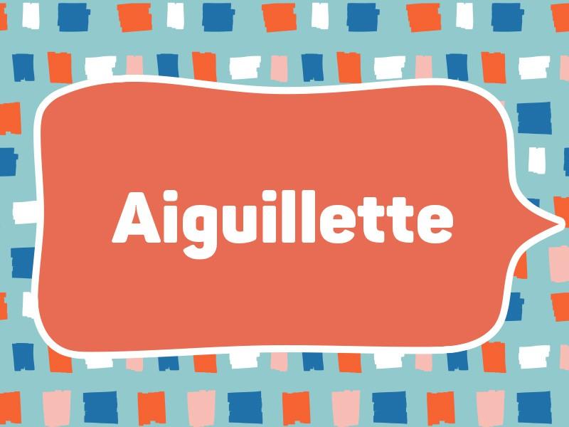 2019: Aiguillette (Tie)