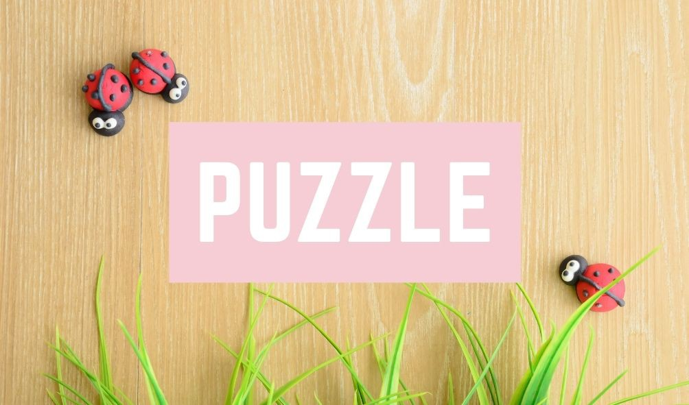 Funny Baby Names: Puzzle