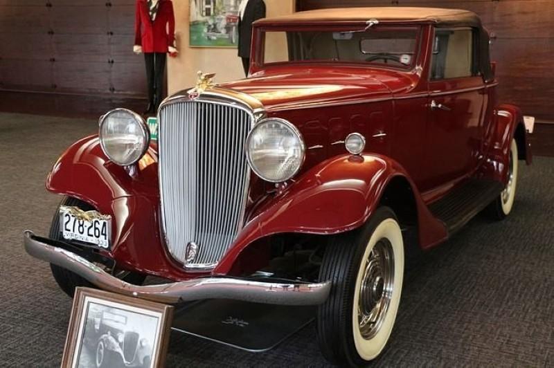 1933 Essex Terraplane