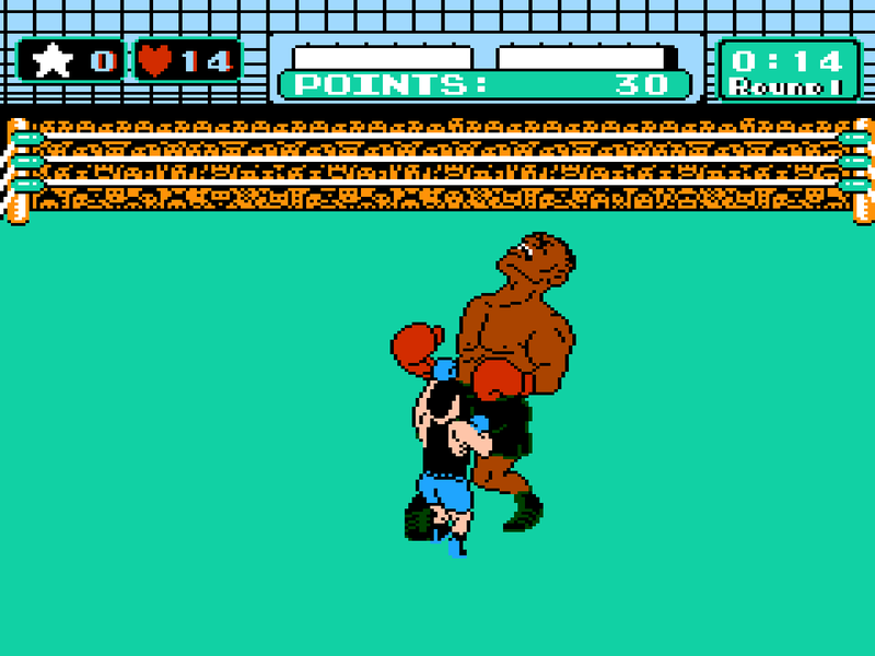 Mike Tyson's Punch-Out!