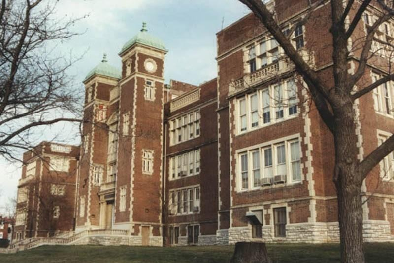 Central Visual and Performing Arts High School in Missouri