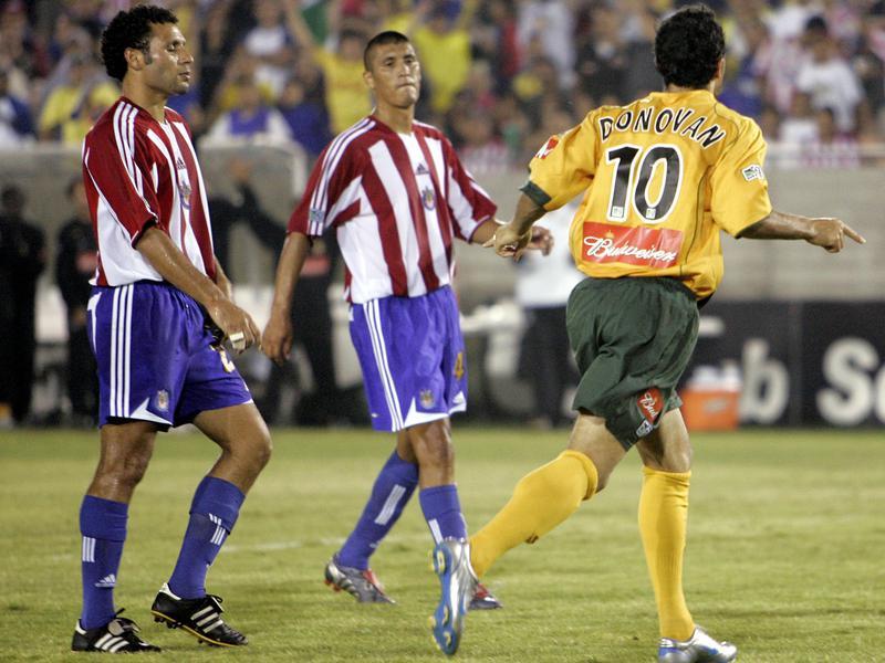 2005 Chivas USA