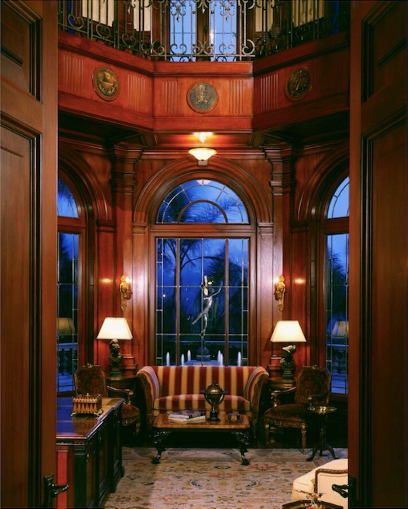 Villa Firenze office