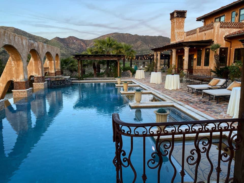 The Bachelor and Bachelorette Mansion