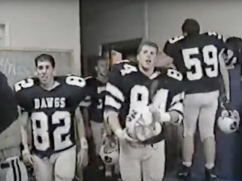 1992 Berwick Area High School Key Players