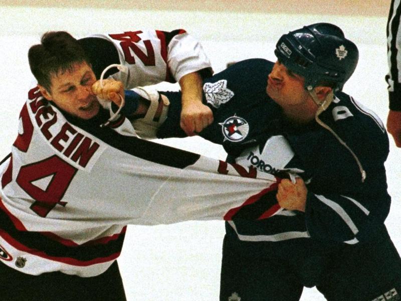 New Jersey Devils' Lyle Odelein