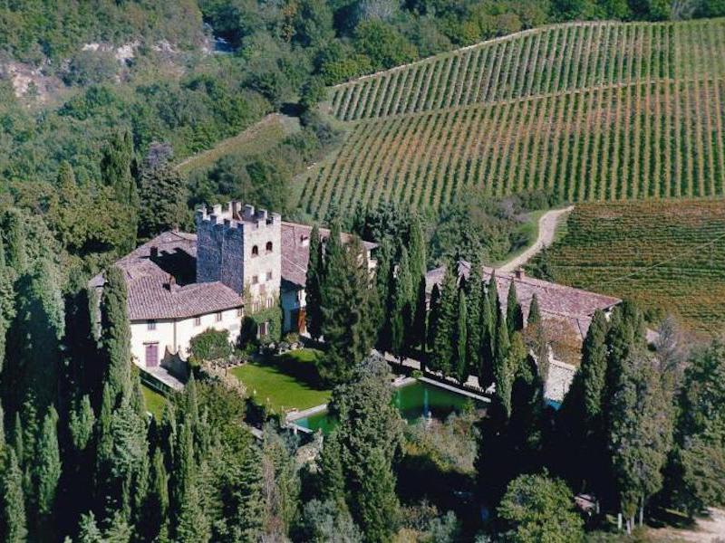 Castello de Verrazzano