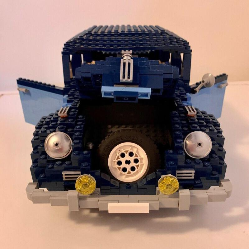 Lego VW Beetle