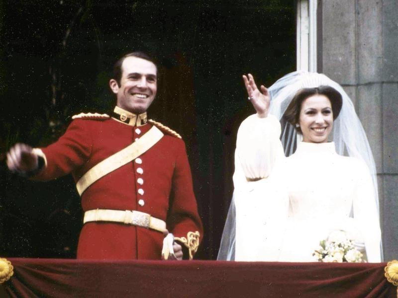 Princess Anne in the Fringe Tiara