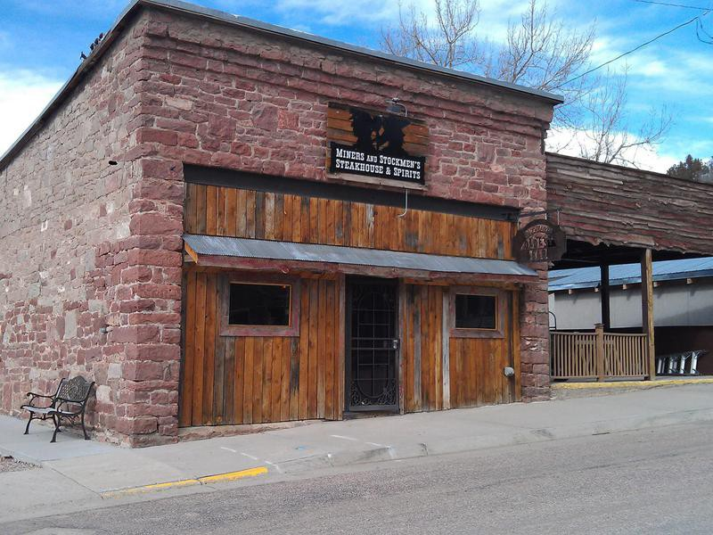 Miners and Stockman's Steakhouse