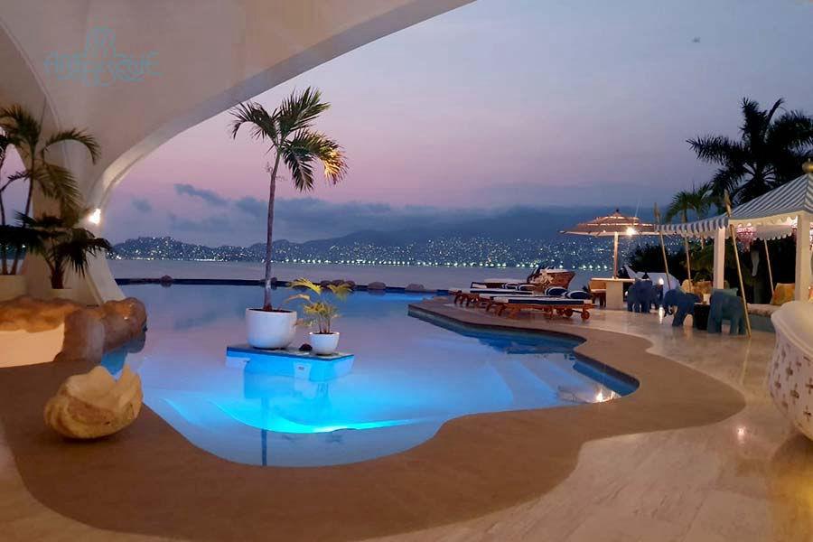 Villa Arabesque