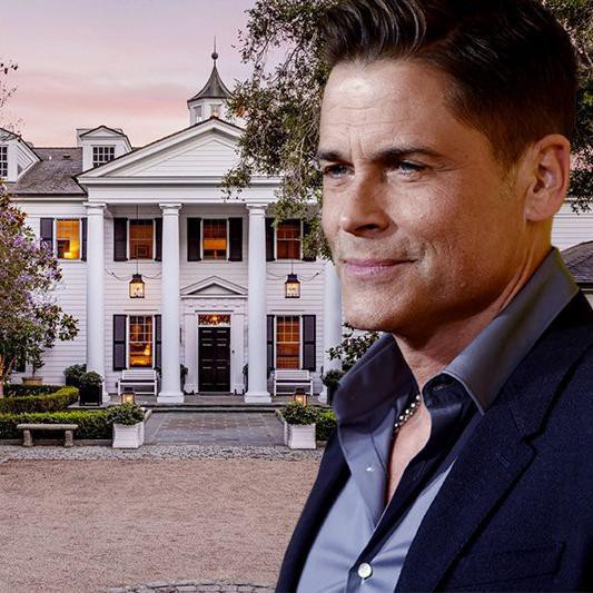 Check Out Rob Lowe's Insanely Expensive $42.5M Mega Estate