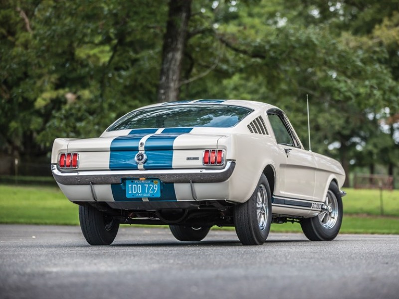 65 Shelby Mustang GT350